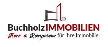 Buchholz IMMOBILIEN – Herz und Kompetenz für Ihre Immobilie Logo